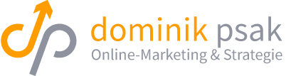 Online-Marketing & Strategie | Dominik Psak | Logo